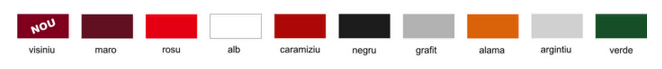 culori bilka